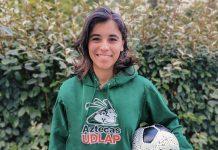 Una Mexica UDLAP jugará en el fútbol francés