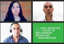 Recuperar, reiniciar o reinventar: La vida luego del COVID-19