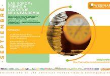 SOFOMs perdieron mercado delante pandemia de COVID-19