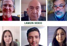 En modalidad en bisectriz se realiza XXXIII Latin American Model of United Nations de la UDLAP
