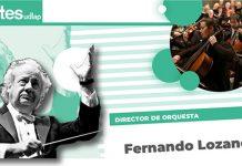 Fernando Fresco resalta la importancia de la música y las orquestas durante la Cátedra de Artes UDLAP