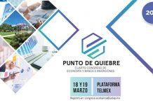Todo pronto para Punto de Quiebre: Cuarto Congreso de Riqueza, Banca e Inversiones de la UDLAP