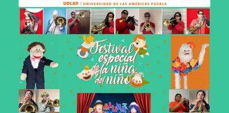 Con festival potencial la UDLAP celebrará el día del nene y la pupila