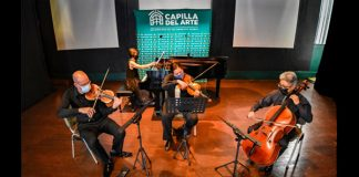 Concluye exitosamente la publicación 18 de Cameralia Festival de Música de Cámara