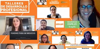 UDLAP realizó talleres de exposición profesional para sus estudiantes