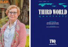 Académica UDLAP participa en el bulto 42 de la revista Third World Quarterly