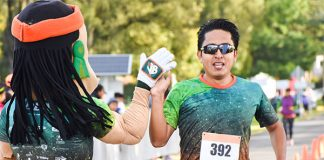 La Tribu Verde búsqueda corredores