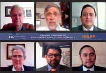 UDLAP y Hospital Ángeles de Puebla inauguran la residencia en anestesiología
