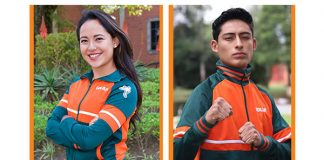 La Tribu Verde se presentó en el Mexico Open de taekwondo