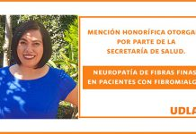Egresada UDLAP investiga sobre el impacto de la pandemia por Covid-19 en pacientes con fibromialgia