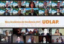Estudiantes recibieron la Subsidio Académica de Excelencia de la UDLAP