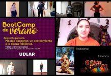 UDLAP inicia su Verano Cultural con un BootCamp de danza folclórica