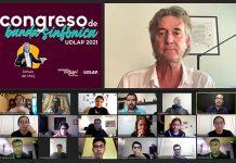 Arrancan las actividades del Congreso de Lado Sinfónica de la UDLAP
