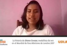 Adaptarse y educarse, Diana Coraza