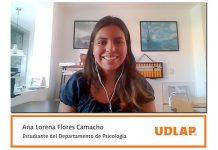 Estudiante UDLAP presentó su tesina de psicología en congreso internacional