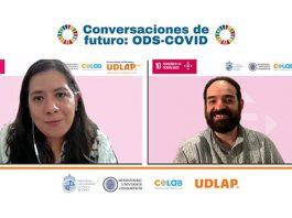 La UDLAP participa en el ciclo de Conversaciones de futuro: ODS-COVID