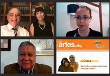 Inicia la tercera estampado de la Cátedra de Artes UDLAP con el músico Pequeño Juárez Echenique y la flautista Marisa Canales
